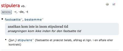 Blomdoft, stipulera og 316 andre nye ord er nu i Svensk-Dansk Ordbog