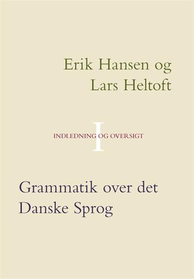Danmarks største grammatik over moderne dansk udkommer i revideret 2.-udgave