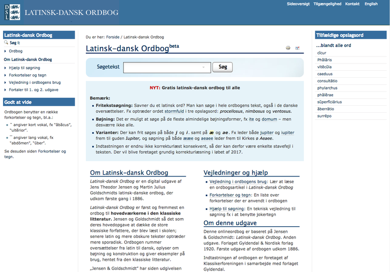 Latinskordbog.dk