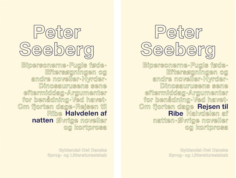 Med døden som livsvilkår – Seebergs noveller genudgives