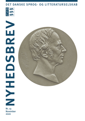Nyhedsbrev nr. 13, november 2020: Om 200-året for H.C. Ørsteds opdagelse af elektromagnetismen og meget mere
