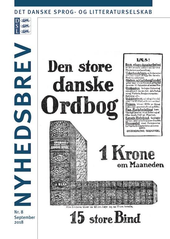 100 år med Ordbog over det danske Sprog