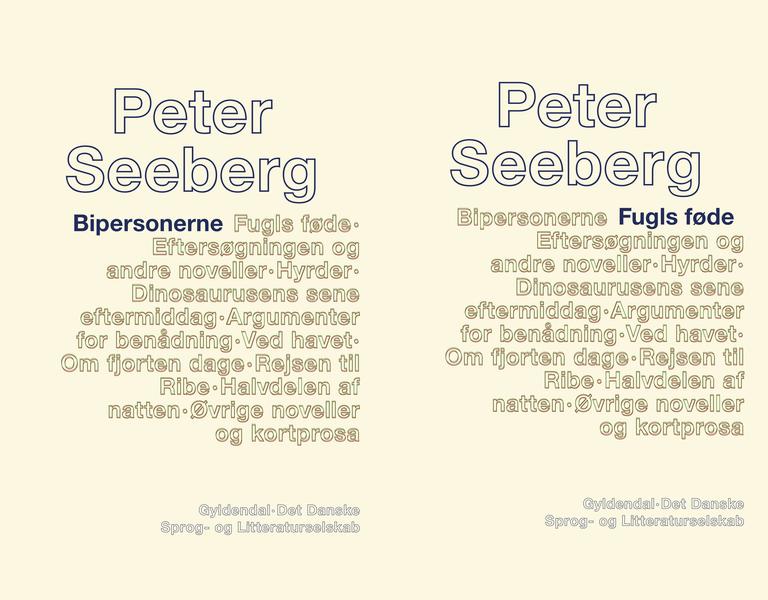 På sporet af virkeligheden – Seebergs mesterlige første romaner genudgives