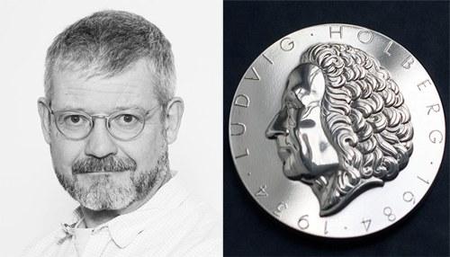 Peter Zeeberg modtager Holbergmedaljen 2018