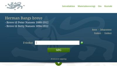 Bangsbreve.dk