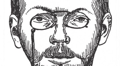 Johs. Jørgensen-tegning