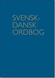 Forsiden af Svensk-dansk Ordbog